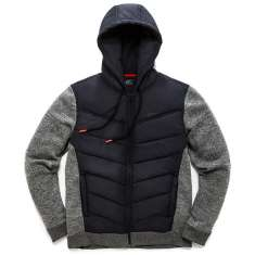 Alpinestars Boost Quilted Jacket - Black Grey