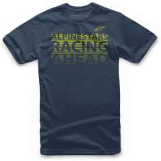 Alpinestars Racing Grade T Shirt - Blue
