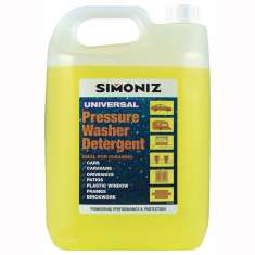 Simoniz Multi Use Pressure Washer Fluid - 5000ml
