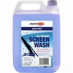 A1 Ready Mix Screen Wash Car Lorry Van SRX005 - 5 Litres