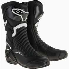 Alpinestars SMX-6 Boots V2 Ladies - Black White