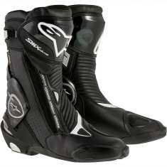 Alpinestars SMX Plus Boots GTX - Black White