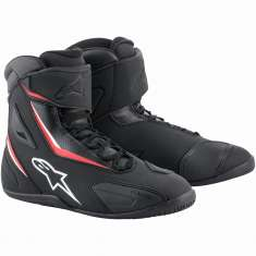 Alpinestars Fastback-2 Shoes - Black Red
