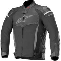 Alpinestars SPX Leather Jacket - Black