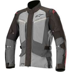 Alpinestars Mirage Drystar Jacket WP - Black Anthracite Grey