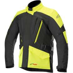 Alpinestars Volcano Drystar Jacket WP - Black Yellow