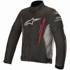 Alpinestars Gunner V2 Jacket WP - Black Grey Red