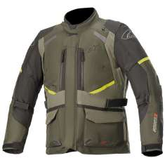 Alpinestars Andes V3 Jacket Drystar WP - Forest Military Green