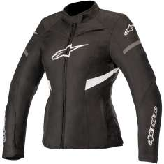 Alpinestars Stella T-Kira Jacket Ladies WP - Black White