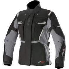 Alpinestars Stella Bogota Drystar Jacket V2 WP - Black Grey