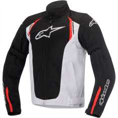 Alpinestars AST Jacket Air - Black White Red