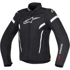 Alpinestars Stella T-GP Plus R Jacket Ladies V2 - Black White