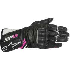 Alpinestars SP-8 Gloves V2 Ladies - Black Pink