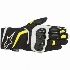 Alpinestars T-SP W Drystar Gloves WP - Black White Yellow