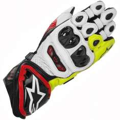 Alpinestars GP Tech Gloves - Black Yellow