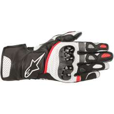 Alpinestars SP-2 Gloves V2 - Black White Red