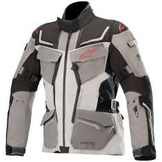 Alpinestars Revenant Jacket GTX Pro Airbag Compatible - Grey Black Red