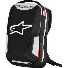 Alpinestars City Hunter Backpack 25L - Black/White/Red