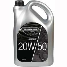 A1 Technolube 20W50 Mineral Oil - 5 litre
