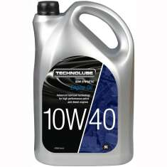 A1 Technolube 10W40 Semi Synthetic Oil - 5 litre