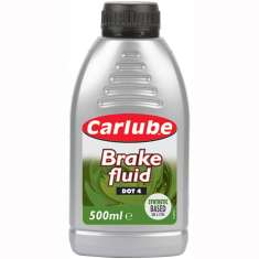 Carlube Brake Fluid DOT 4 - 1 litre