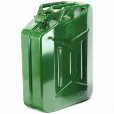 Bike It Fuel Jerry Can 20 Litres - Green