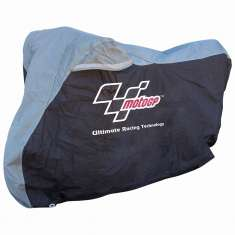 MotoGP Indoor Dust Cover - Black Grey