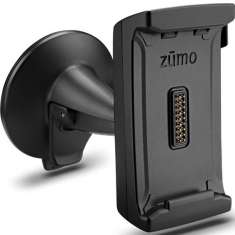 Garmin Zumo 590 Powered Suction Mount - Black
