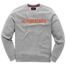 Alpinestars Distance Pullover - Grey Orange