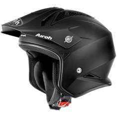 Airoh TRR S Trials Helmet - Matt Black