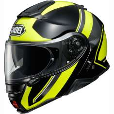Shoei Neotec 2 Excursion TC3 Helmet - Black Yellow