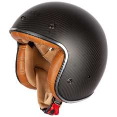 Spada Dark Star Carbon Helmet - Carbon Tan