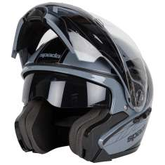 Spada Reveal Tracker Helmet - Anthracite Black