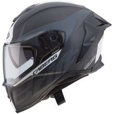 Caberg Drift Evo Carbon Helmet - Matt Black Anthracite White