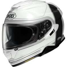 Shoei GT-Air 2 Crossbar TC-6 Helmet - White Black