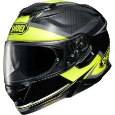 Shoei GT-Air 2 Affair TC-3 Helmet - Black Yellow