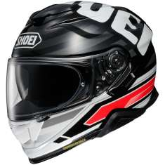 Shoei GT-Air 2 Insignia TC-1 Helmet - Black Red