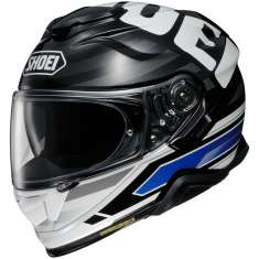 Shoei GT-Air 2 Insignia TC-2 Helmet - Black Blue