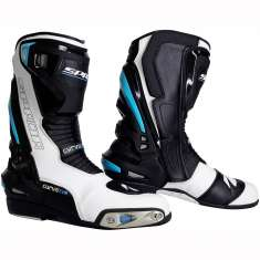 Spada Curve Evo Boots WP - White Black Blue