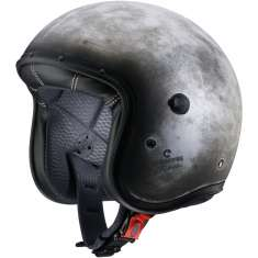 Caberg Freeride Iron Helmet - Black White