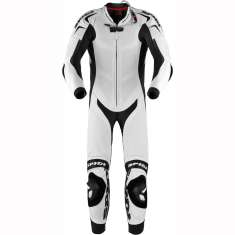 Spidi Wind Pro Replica Piloti Suit 1 PC - White Black