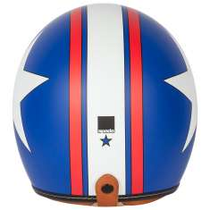Spada Raze Vil Helmet - Blue Red