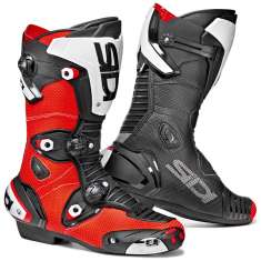 Sidi Mag 1 Air Special Boots - Black Red White