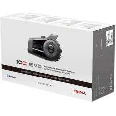 Sena 10C Evo Motorcycle Camera + Communication System - 10C-Evo -01
