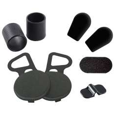 Sena 10U Supplies Kit For Shoei J-Cruise - Black