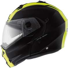 Caberg Duke II Legend Helmet - Black Yellow