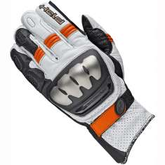 Held Gloves SR-X 2513 - White Orange Black