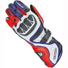 Held 2823 Chikara RR Gloves - White Red Blue