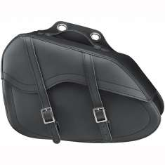 Held 4865.00 Cruiser Drop Bags Saddle Bags Click System 2 x 10L - Black