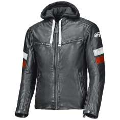 Held 51925 Macs Leather Jacket - Black White